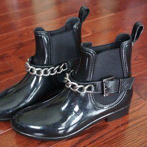 DAV Black Boots